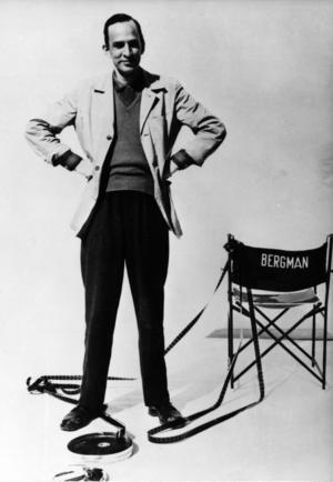 Ingmar Bergman skulle ha fyllt hundra år i år och firas på allehanda sätt. Foto: TT