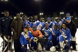 Somalia Bandy kan prisas på galan International Somali Awards. Omröstningen till priset