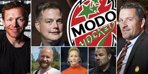 Sex av totalt tretton namn på Hockeypuls lista. Foto: Bildbyrån/Sporten.