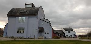 Kulturhuset i Ytterjärna.