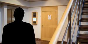 Mannen döms för totalt två stölder, tre stöldförsök samt narkotikabrott och brott mot knivlagen. Foto: Agnes Fäldt/Arkiv