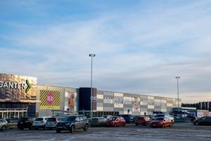 Stormarknaden i Birsta är kedjans sjunde i Sverige.