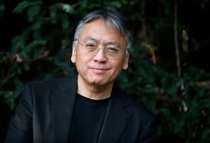 Kazuo Ishoguro föddes 1954 i Nagasaki och debuterade 1982 med romanen