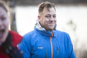 Andreas Sundberg insåg att intresset för vinterbad vad stort, och antalet deltagare ser ut att växa snabbt.