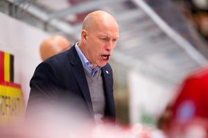 Fredrik Andersson, tränare i Timrå IK. Bild: Pär Olert/Bildbyrån