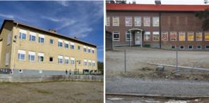 Skolorna i Hemling och Trehörningsjö.