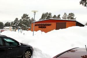 Allaktivitetshuset Pangea är en populär träffpunkt i centrala Tallnäs.