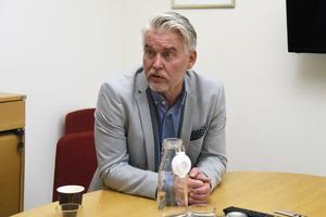 Mats Tidstrand säger att det var ett tråkigt beslut att ta.