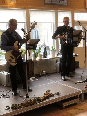Anders Sundberg med komp.Fotograf: Cathrine Josefsson