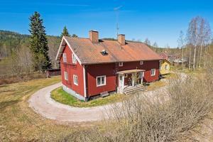 Dådran Björnrönningen 2. Foto: Länsförsäkringar Fastighetsförmedling Falun
