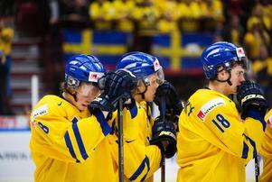 Efter succésäsongen skrev han på NHL-kontraktet med Montreal i slutet på säsongen 2014.Foto: Bildbyrån