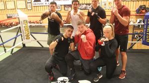 Stort intresse för boxning i Skövde