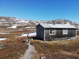 1000 m nivån fjällsjö. En underbar vandrings vecka 29/5-4/6 på Kungsleden, med avslutning i vandrings