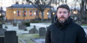 Henrik Lindkvist, kyrkogårdschef