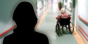Vid 64 tillfällen ska den misstänkte, enligt henne själv, ha fört över pengar från en äldre kvinnas konto.