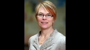 Agneta Blom tycker att en straffskärpning för hot, trakasserier och våld mot politiker vore en viktig signal om att hur allvarlig den typen av brott är. Foto: Martina Huber