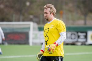 Mathias Svärd missar nästa match efter ett rött kort hemma mot Älgarna.