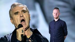 Morrissey kommer till Dalhalla i Rättvik i sommar. En inte helt okontroversiell bokning konstaterar DT:s nöjesredaktör Johanni Sandén.Foto: TT