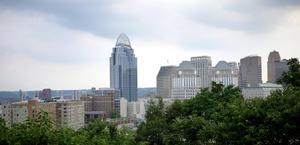 I Cincinnati har kunskaperna om samhället och det politiska engagemanget hos invånarna minskat betänkligt sedan tidningsdöden slog till mot staden. Foto: 5chw4r7z