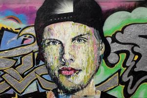 Gripande graffiti. Foto: Martin Monet