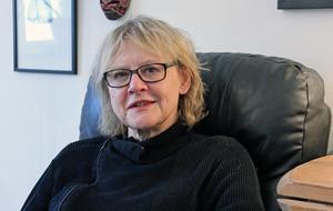 Eva Runefelt utgår alltid från henne själv när hon skriver.