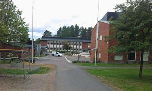 Hälsinggårdsskolan i Falun. Foto: Arkivbild