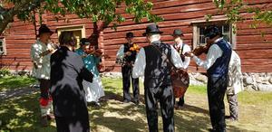 Musikaliskt under 1800-talsveckan.