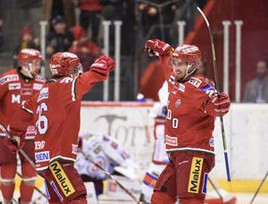 Dags för slutspelsserien och frågan är om Modo Hockey och Daniel Sylwander får anledning till att jubla?