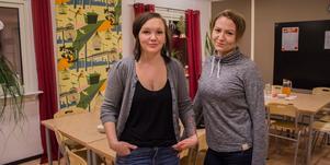 Madelene Carlén och Josefin Lööv berättar att Heby kommuns frånvaro gjort att ungdomar tappat tron på kommunen.