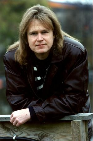 Ted Gärdestad på 1990-talet. Foto: Pawel Flato/SCANPIX