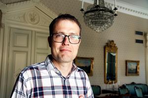 Patrik Stenvard (M), kommunstyrelsens ordförande.