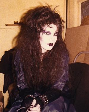 Patricia Morrison 1978. Foto: Alice  Bag