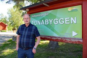 – Jag vill bygga områden som är till för alla, säger Kenneth Persson (S) ny ordförande i Tunabyggen.