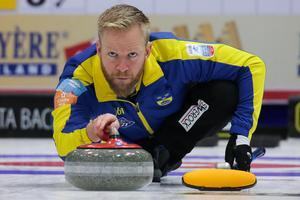 Sverige lag Edin med skippern Niklas Edin är klar för EM-final.