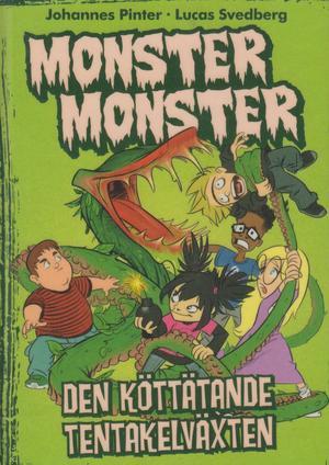 Monster Monster av Johannes Pinter och Lucas Svedberg