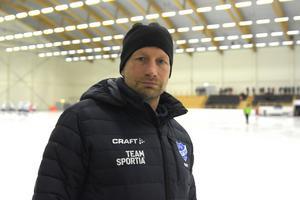 Dan Hjelm är numera sportchef för IFK Rättvik.