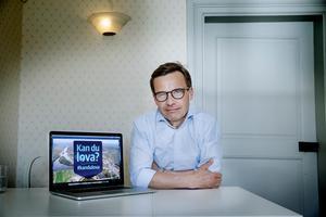 Ulf Kristersson - partiledare (M). /Arkivfoto