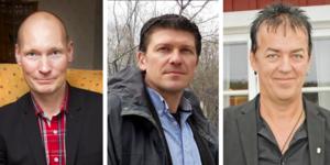 Ulf Björklund, Johan Stråhle och Kenneth Berggren är de tre toppkandidaterna till tjänsten som ny chef för NVK.