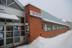 Nya vårdcentralen Sollefteå Centrum.