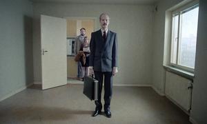 I Roy Anderssons kort film