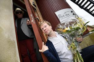 Johan Nilsson/TTJohan Glans tilldelas Piratenpriset i år. I vanlig ordning är det vid det gamla pumphuset i Vollsjö, Fritiof Nilsson Piratens födelseort, som pristagaren tillkännages