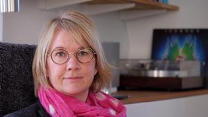 Institutets första kvinnliga professor, västeråsaren Karin Berglund har släppt kontroversiell bok om entreprenörskap.Egen bild