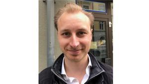 Fläsian har ett fantastisk läge, enligt Nordic Campings expansionschef Ola Bååth.