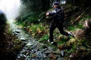 Göljestigen är ett välbesökt naturstråk i Kilsbergen.
