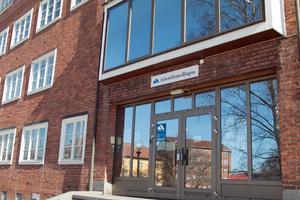 Arbetsförmedlingen i Fagersta är ett av de kontor som hotas av nedläggning efter minskade budgetanslag.