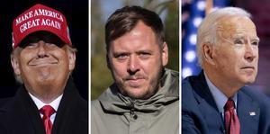 Än räknas rösterna, men upplösningen är nära i det rafflande amerikanska presidentvalet. Joe Biden ser ut att gå mot seger över Donald Trump. Men AT:s krönikör Henrik Johansson dömer ut dem båda.