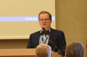 Peter Henriksson vill motverka bostadssegregation.