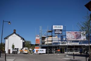 En del av Östra hamngatan planeras att vara helt avstängd fram till sommaren 2019.