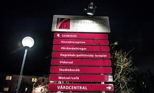 Vidar rehab, tidigare Vidarkliniken, stänger. Foto Tomas Oneborg/TT