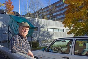 Vilho Präst på Hammarby anser att beslutet är bra att lägga byggplanerna på is.